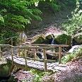 Am Heslacher Wasserfall