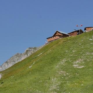 Die Ulmer Hütte