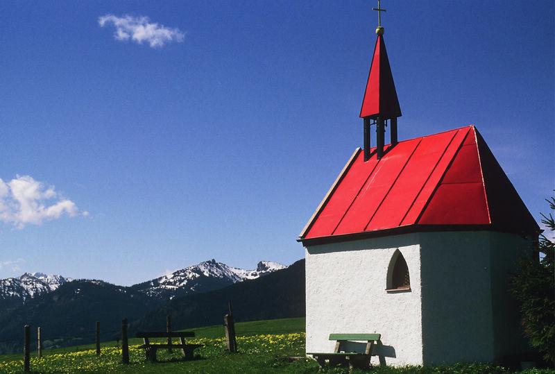 Fatima Kapelle Saulgrub