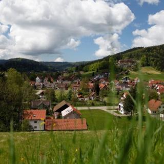 Blich auf Obertal Buhlbaach
