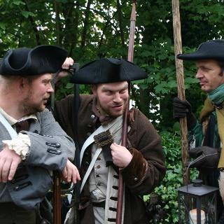 Nachtwächter Johann und die Brüder Beume