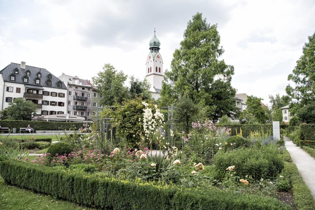 Salingarten Rosenheim