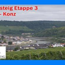 Moselsteig 3 - Jörg ist wieder da! | Etappe Nittel-Konz | Wandern an der Mosel | Dirk Kunze | # 66