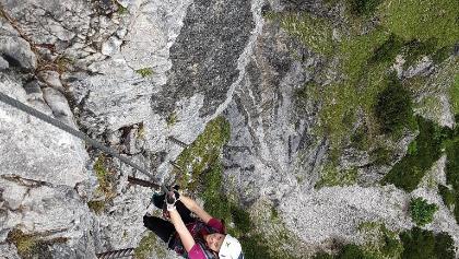 Klettersteig Innsbruck Umgebung : Klettersteige das sind die besten frühlings touren für profis in