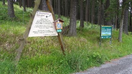 Info zum Rittersgrüner Himmelsstein