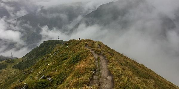 Stubnerkogel Gipfelrundweg.