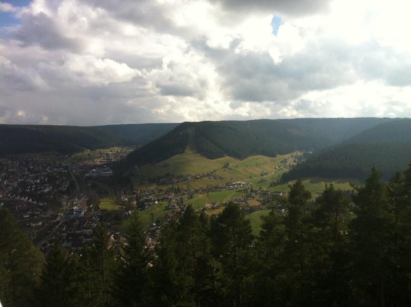 Stöckerkopf Tour in Baiersbronn