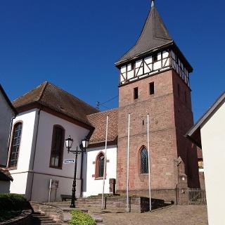 Kirche Ranschbach 1