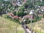 Foto Spitzhaustreppe