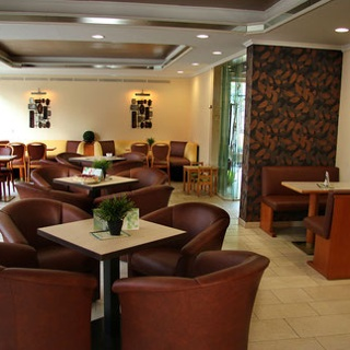 Café Wahl, Innenraum