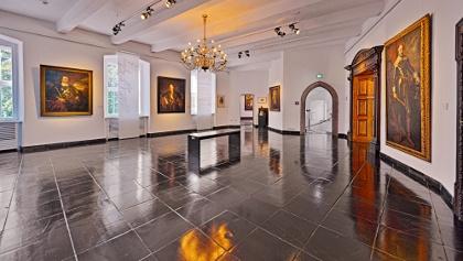 Die Rubensgalerie im oberen Schloss Siegen lässt die Herzen von Kunstkennern höher schlagen