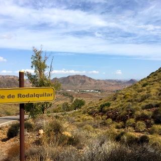 Leaving Rodalquilar
