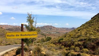 Leaving Rodalquilar
