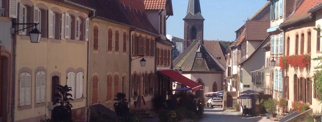 La Petite Pierre-Oberstadt