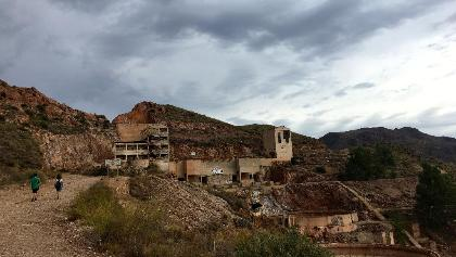 Rodalquilar gold mine.