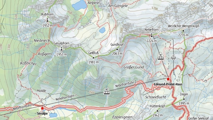 De Outdooractive Map