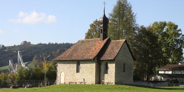 St. Gangulf Kapelle
