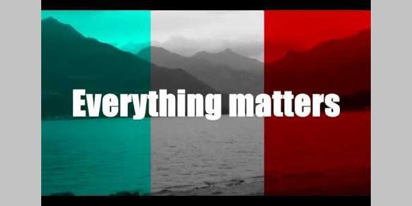 Everything matters - full movie of Lago di Como bnature