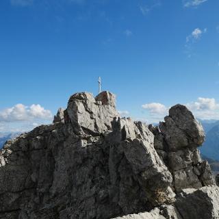 Gipfelkörper der Öfnerspitze