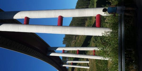 Autobahnbrücke Nutlar