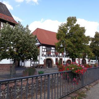 Rathaus von Weiler im Pfinztal