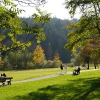 Tal der Sinne in Bad Faulenbach