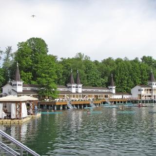 Lake of Hévíz