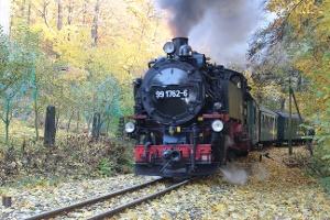 Foto Lößnitzgrundbahn