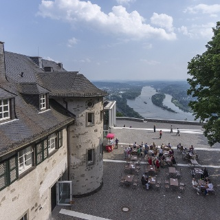 Aussichtsplateau Drachenfels