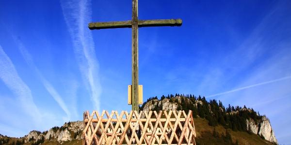 Kreuz auf der Kleinveitschalm