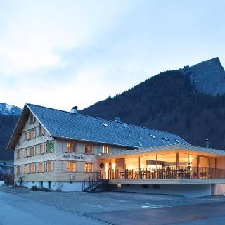 Hotel Tannahof, Au
