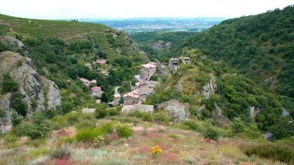 Vue du village - Maison du Tourisme