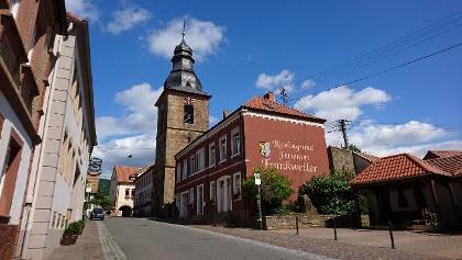 Protestantische Kirche Frankweiler