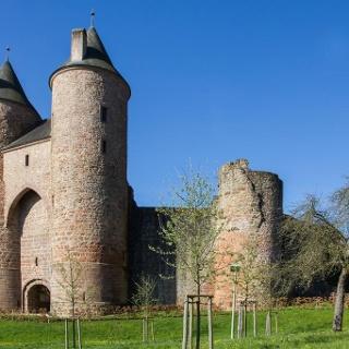 Mürlenbach – Bertradaburg
