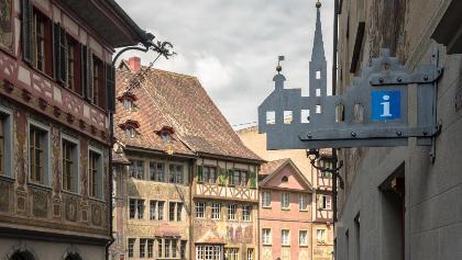 Tourist Info Stein am Rhein