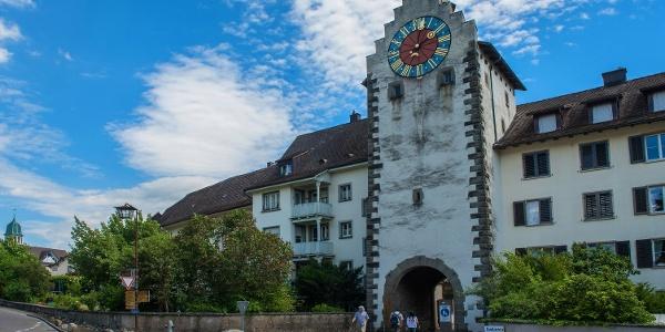 Parkplatz Undertor Stein am Rhein
