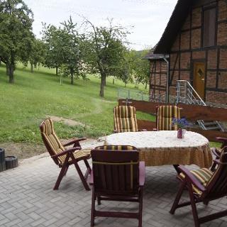 Grillplatz/ Außenterasse