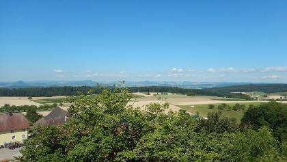 auf der Homburg oberhalb von Stahringen