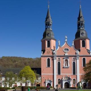 Prüm - Sankt-Salvator-Basilika