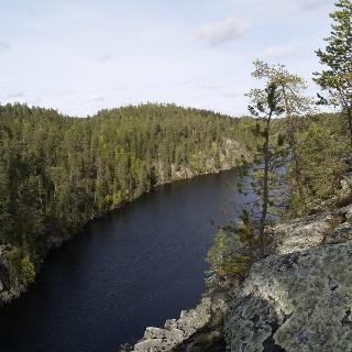 Julma Ölkky Canyon Lake