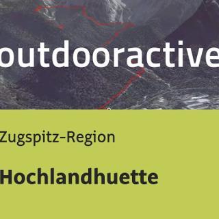 Wanderung in der Zugspitz-Region: Hochlandhuette