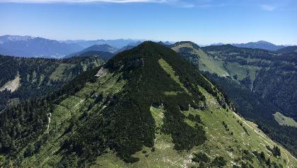 Gennerhorn (Blick vom Gruberhorn aus)