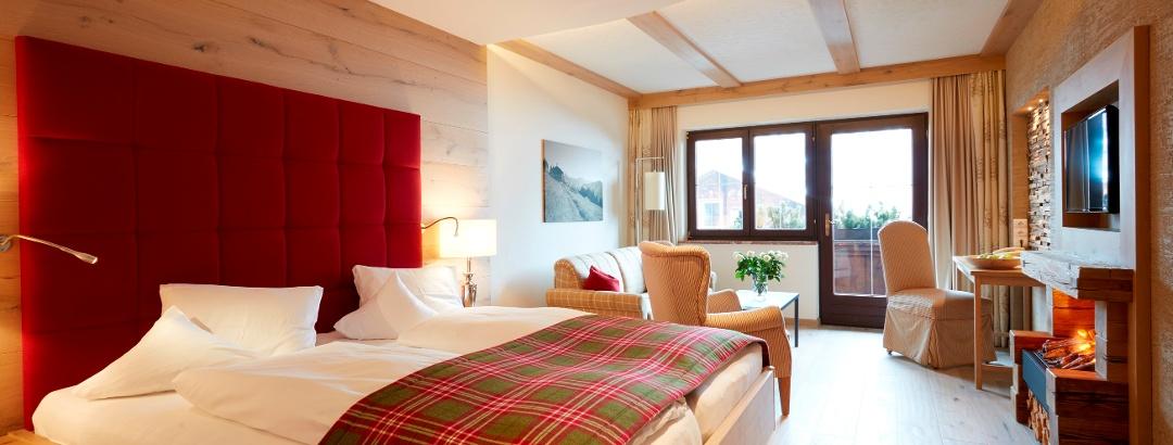 Wohnkomfortzimmer Romantik