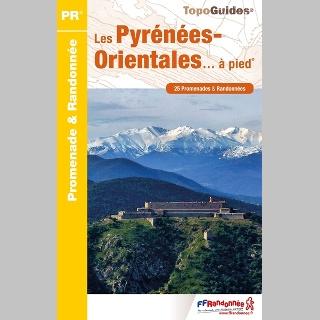 Les Pyrénées-Orientales... à pied®