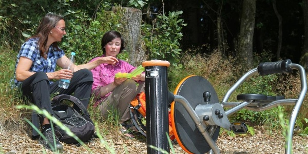 Kalorienpfad Hilchenbach Fahrrad