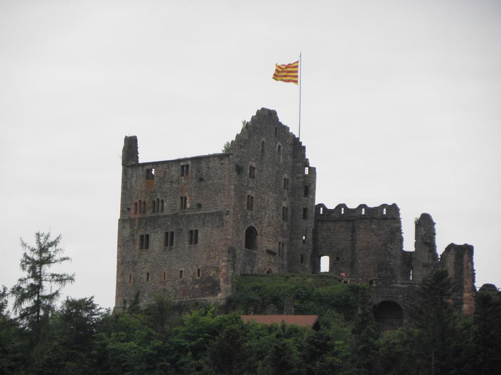 Burgruine Hohengeroldseck
