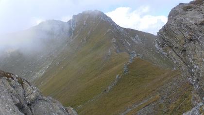 Wandspitze vom Poisnig Südrücken