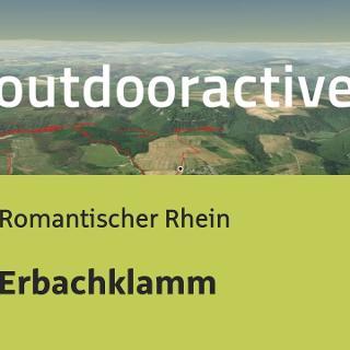Wanderung am Romantischen Rhein: Erbachklamm
