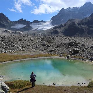 See unterhalb der Keschhütte