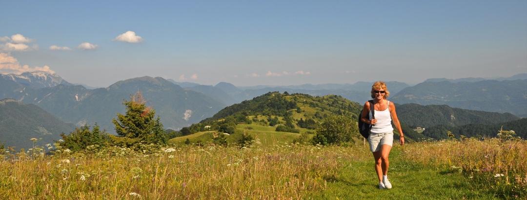 Mt. Kolovrat Highway
